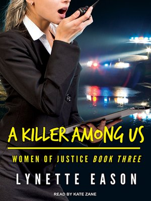 cover image of A Killer Among Us