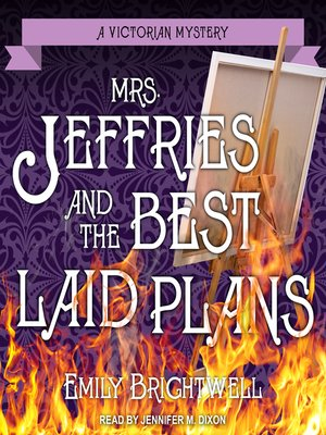 cover image of Mrs. Jeffries and the Best Laid Plans