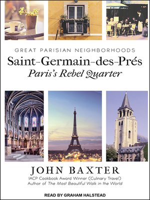 cover image of Saint-Germain-des-Pres--Paris's Rebel Quarter
