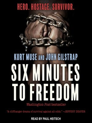 cover image of Six Minutes to Freedom