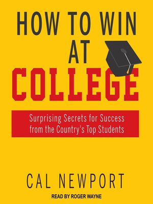 cover image of How to Win at College
