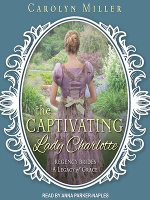 cover image of The Captivating Lady Charlotte