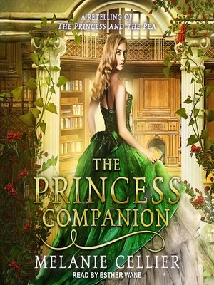 cover image of The Princess Companion
