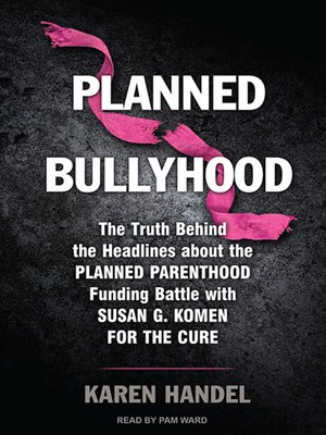 cover image of Planned Bullyhood