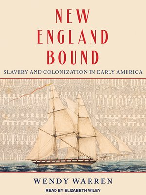 cover image of New England Bound