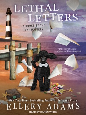cover image of Lethal Letters