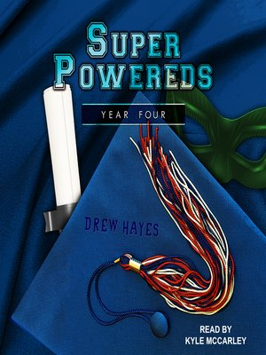 cover image of Super Powereds--Year 4