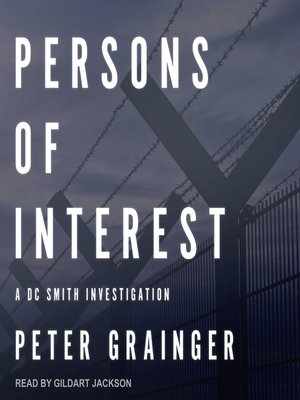 cover image of Persons of Interest--A DC Smith Investigation