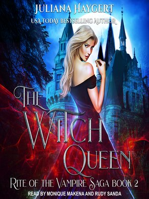cover image of The Witch Queen