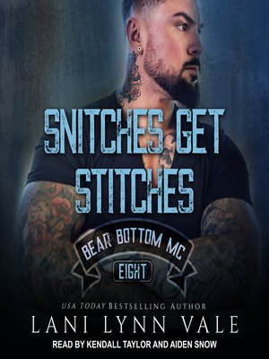 cover image of Snitches Get Stitches
