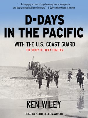 cover image of D-Days in the Pacific With the U.S. Coast Guard