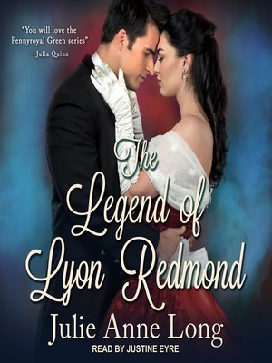 cover image of The Legend of Lyon Redmond