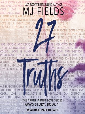cover image of 27 Truths--Ava's Story