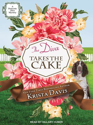 cover image of The Diva Takes the Cake