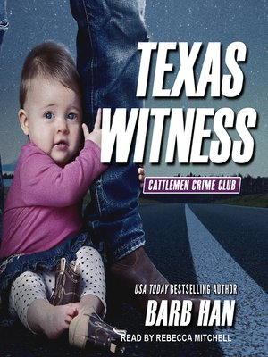cover image of Texas Witness
