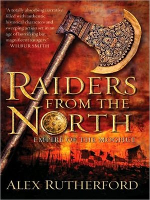 cover image of Raiders from the North