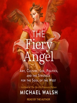 cover image of The Fiery Angel