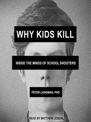 cover image of Why Kids Kill