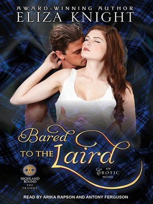 cover image of Bared to the Laird