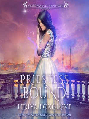 cover image of Priestess Bound
