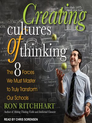 cover image of Creating Cultures of Thinking
