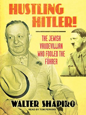 cover image of Hustling Hitler