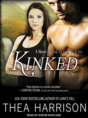 cover image of Kinked--A Novel of the Elder Races