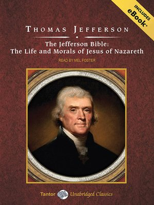 cover image of The Jefferson Bible