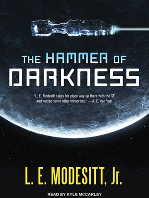 cover image of The Hammer of Darkness