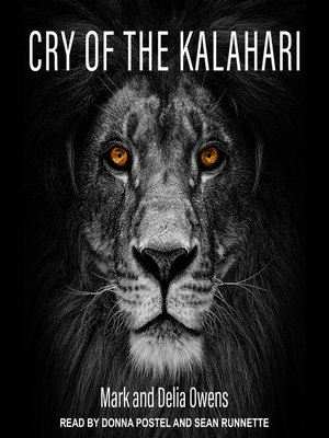 cover image of Cry of the Kalahari