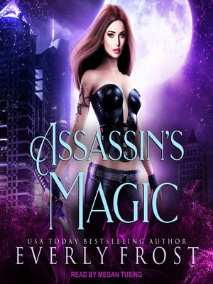 cover image of Assassin's Magic Series, Book 1