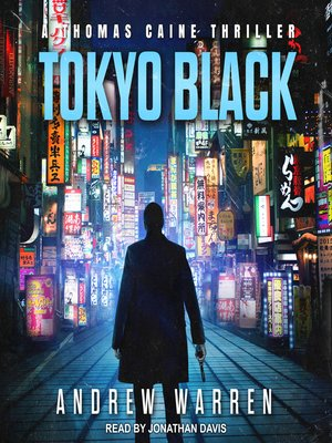 cover image of Tokyo Black