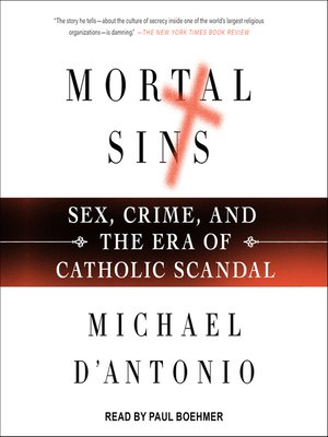 cover image of Mortal Sins