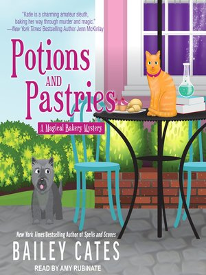 cover image of Potions and Pastries