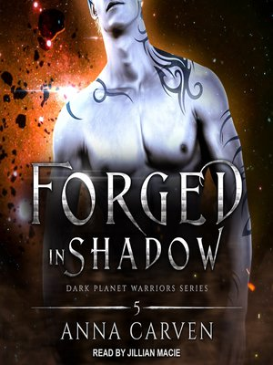 cover image of Forged in Shadow