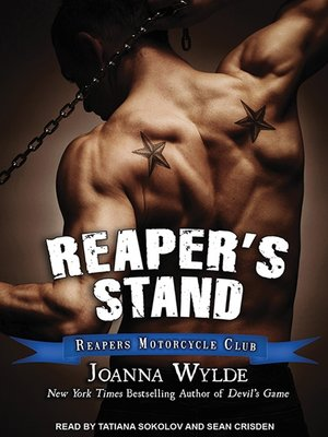 cover image of Reaper's Stand