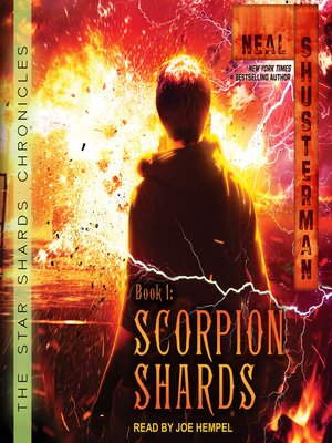 cover image of The Scorpion Shards