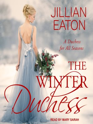 cover image of The Winter Duchess