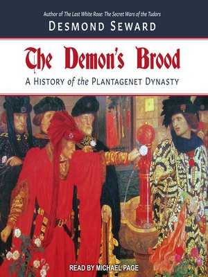 cover image of The Demon's Brood