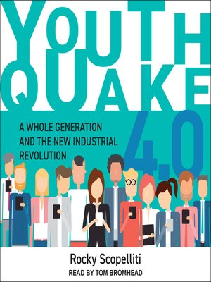 cover image of Youthquake 4.0