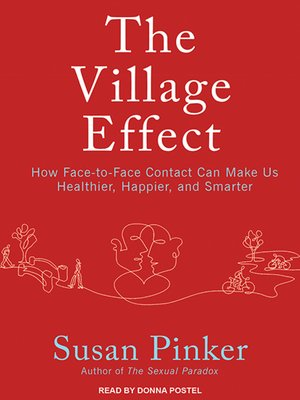 cover image of The Village Effect