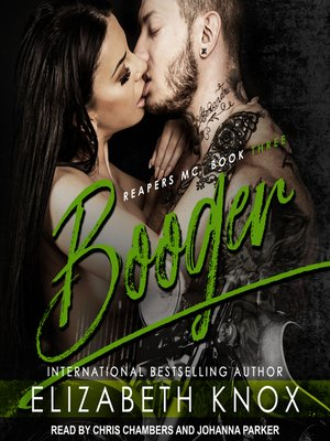 cover image of Booger