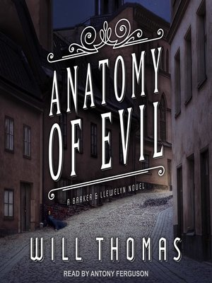 cover image of Anatomy of Evil