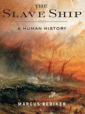 cover image of The Slave Ship