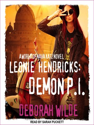 cover image of Leonie Hendricks--Demon P.I