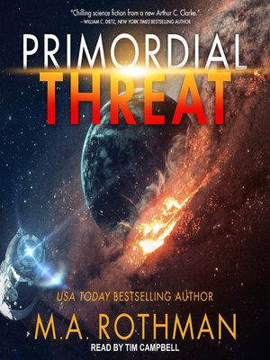 cover image of Primordial Threat