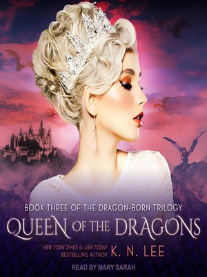 cover image of Queen of the Dragons
