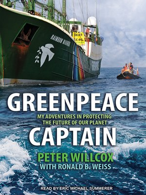 cover image of Greenpeace Captain