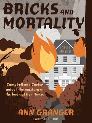 cover image of Bricks and Mortality