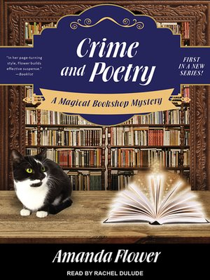cover image of Crime and Poetry